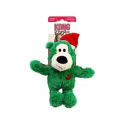 Kong Holiday игрушка для собак Wild Knots Мишка 12 см