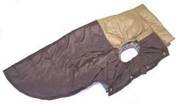 LifeDog Попона для больших пород собак, размер 6XL, беж/коричневая