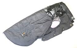 LifeDog Попона для больших пород собак, размер 6XL, серый/камуфляж
