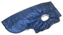 LifeDog Попона для больших пород собак, размер 7XL, синяя