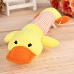 Al1 Мягкая игрушка для собак Утка 22см