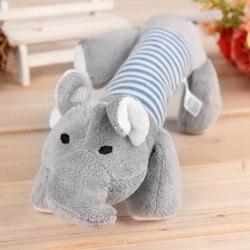 Al1 Мягкая игрушка для собак Слоненок 23см