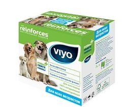 VIYO Пребиотический напиток для собак всех возрастов 7х30 мл