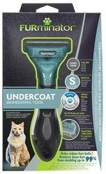 FURminator Фурминатор S для маленьких кошек c длинной шерстью