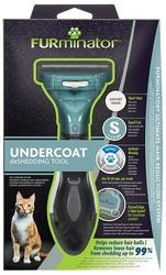 FURminator Фурминатор S для маленьких кошек c короткой шерстью