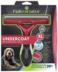 FURminator Фурминатор XL для гигантских собак с длинной шерстью