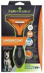 FURminator Фурминатор M для средних собак с короткой шерстью