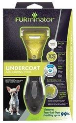 FURminator Фурминатор XS для карликовых собак с короткой шерстью