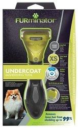 FURminator Фурминатор XS для карликовых собак с длинной шерстью
