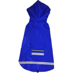Al1 Попона для крупных собак, синяя, размер 5XL, спина 70см