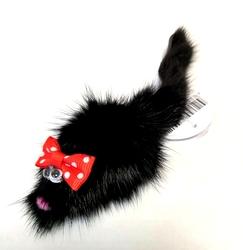 """GoSi Игрушка для кошек """"Мышка мини"""" из норки, 13см"""