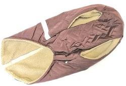 SportDog Куртка-попона меховая для крупных собак, сиреневый матовый, спина 58см