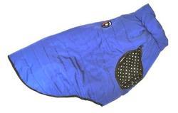 LifeDog Попона для больших пород собак, размер 6XL, синий василек