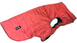 LifeDog Попона для больших пород собак, размер 6XL, 7XL, красная