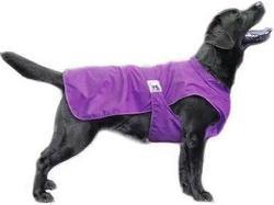 Пелигрин Попона-дождевик для крупных собак, размер №6, фиолетовый, 48-58 см
