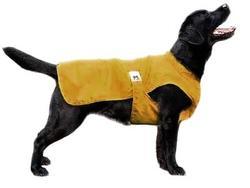 Пелигрин Попона для крупных собак, флис, размер №6, желтая