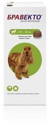 Intervet Бравекто жевательная таблетка для собак 10-20кг 500мг