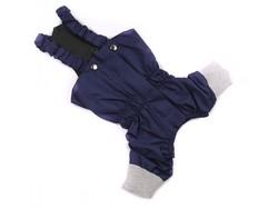 Брюки для собак ZooPrestige цвет темно/синий, размер М плащевка