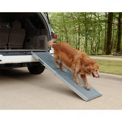 Solvit Пандус автомобильный для собак Deluxe Telescoping 2 сложения, 99см -183 см х 43 см х 10 см