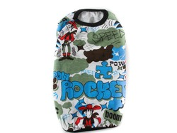 ZooAvtoritet Футболка для собак ROCKET цветная, размер М