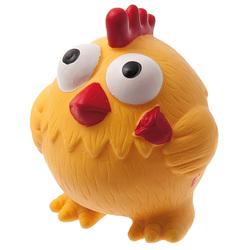 """V.I.Pet Игрушка для собак латекс """"Цыплёнок"""" 7,5 см"""