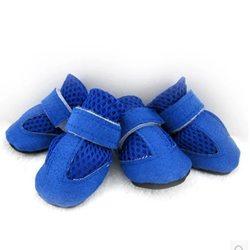 Al1 Ботиночки-носочки текстиль, цвет синий, размер L, XL