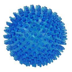 DOGMAN Мяч для собак пищащий светящийся, 8,5см