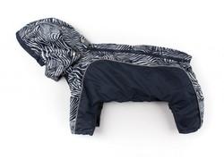 ZooPrestige Дождевик для собак Дружок, синий, размер L