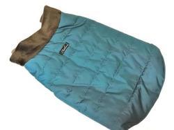 ZooAvtoritet Куртка-жилетка синтепон изумруд, размер М, спина 27-31см
