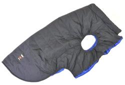 LifeDog Попона для больших пород собак, размер 7XL, синяя, спина 70см