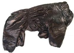 LifeDog Комбинезон для больших пород собак, шоколад, размер 5XL