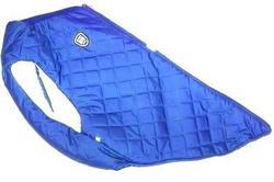 SportDog Куртка-попона меховая для крупных собак, василек, спина 65см