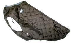 SportDog Куртка-попона меховая для крупных собак, коричневая, спина 58см