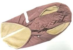 SportDog Куртка-попона меховая для собак, сиреневый матовый, спина 53см