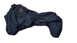 SportDog Комбинезон для таксы, теплый, на меху, морская волна, спина 39-44см