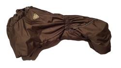 SportDog Комбинезон для таксы, теплый, на меху, хаки, спина 39-44см