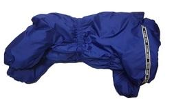 LifeDog Комбинезон для средних пород собак, синий, размер №8, спина 50 -52см