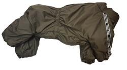 LifeDog Комбинезон для средних пород собак, хаки, размер №8, спина 50-52см