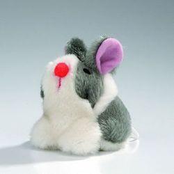 Beeztees Игрушка для собак Кролик, мягкая игрушка, размер 10х8 см