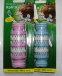 """Beeztees Игрушка для собак резиновая гантеля """"ROLITO"""" для ухода за зубами 11х4,0см с запахом мяты"""