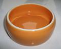 Nobby Миска для собак керамическая 0,25л, оранжевая