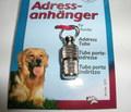 TRIXIE Медальон-адресник для собак и кошек, цвет серебро
