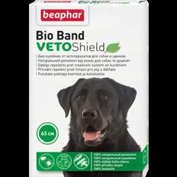 Beaphar Bio Band ошейник для собак и щенков от блох, клещей, комаров 65см