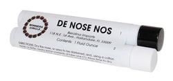 De Nose Nos Маскировка для носа животных при недостаточной пигментации, черная.