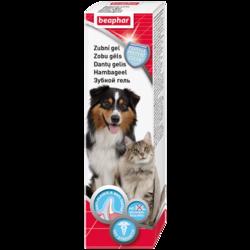 Beaphar Dog-A-Dent Gel Гель для чистки зубов и освежения дыхания для собак и кошек, 100г