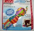 Petstages Игрушка Косточка текстильная для собак с нежными деснами, 8см