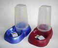 "MPS Кормушка-поилка для собак и кошек ""MAYA Dispenser"" для воды и корма, пластик, 0,5л, 200гр"