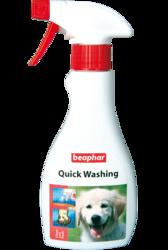 Beaphar Quick Wash Экспресс-шампунь для собак и лошадей, 250мл
