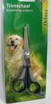 Beeztees Ножницы для стрижки собак Люкс, 14см