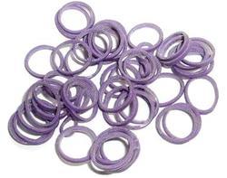Lainee Резинки латексные размер L, фиолетовые, 50 штук в упаковке